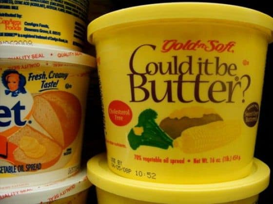 Could It Be Butter brand name Gold n Soft