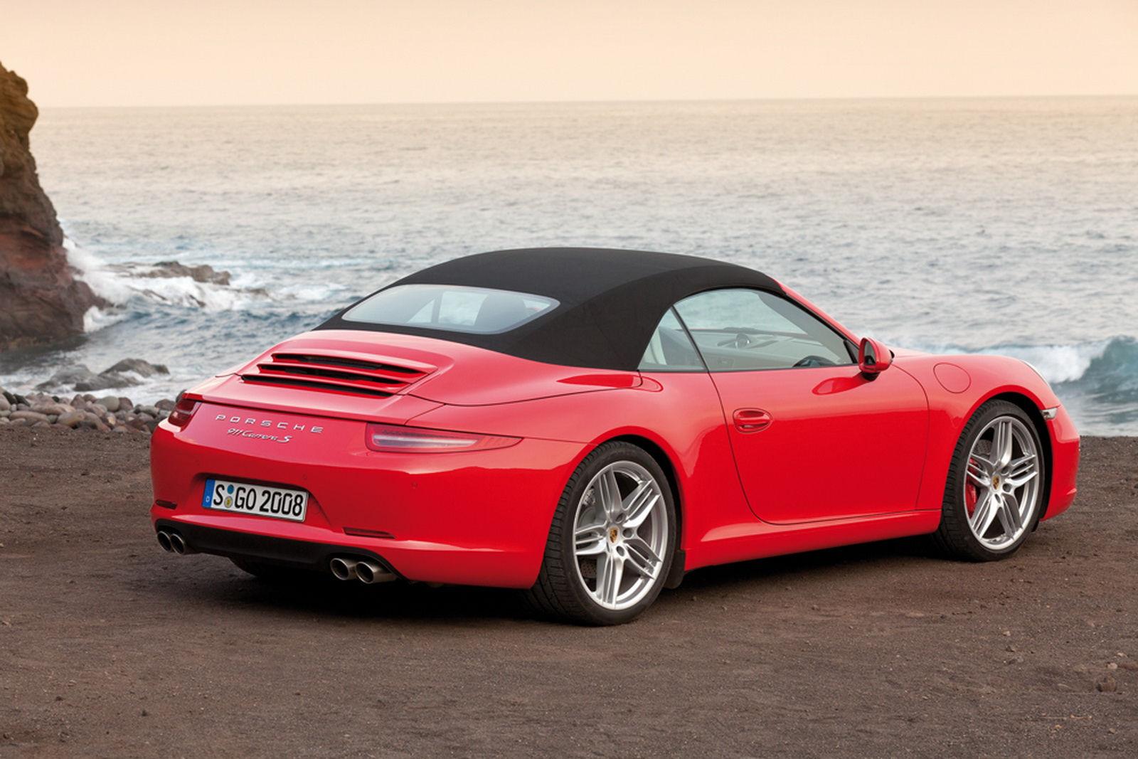 drop top 2012 porsche 911 carrera cabriolet. Black Bedroom Furniture Sets. Home Design Ideas