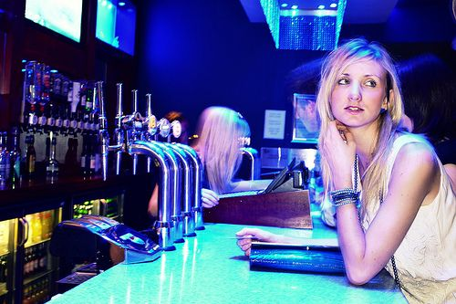 Rules for dating a bartender