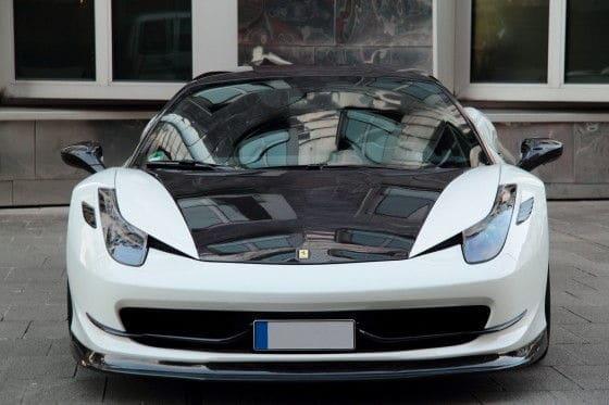 Ferrari 458 Italia Carbon Edition