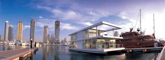 Houseboat-X-Architects