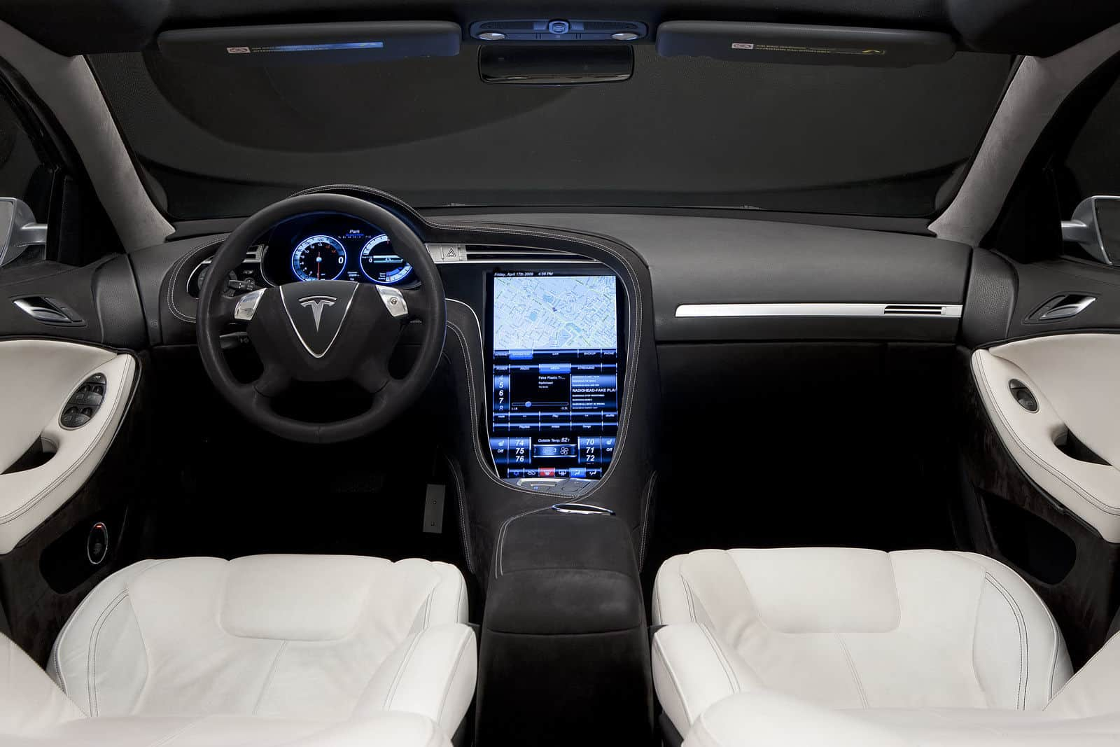 2012 tesla motors model s pricing released unfinished man. Black Bedroom Furniture Sets. Home Design Ideas