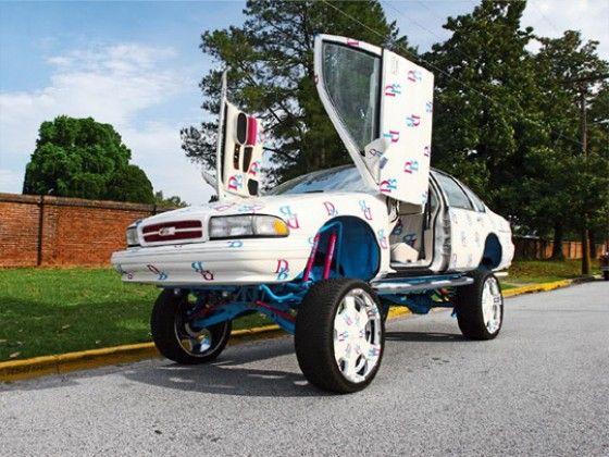 Caprice/Imapala Donk Car