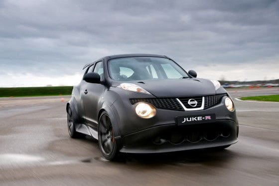 GTR Powered Nissan Juke R 485 horse power