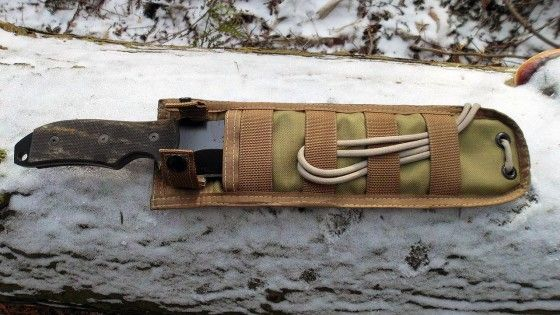 Grayman Cordura Sheath