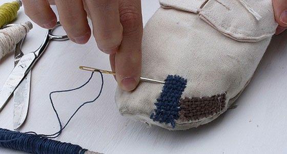 repair it yourself shoe