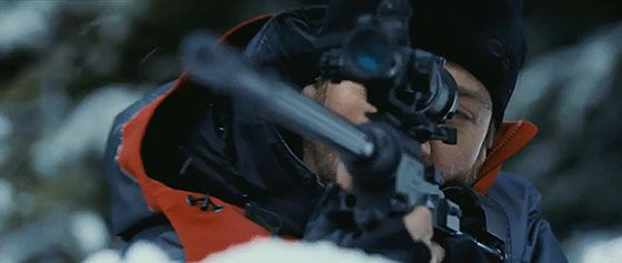 Jeremy Renner in Bourne Legacy