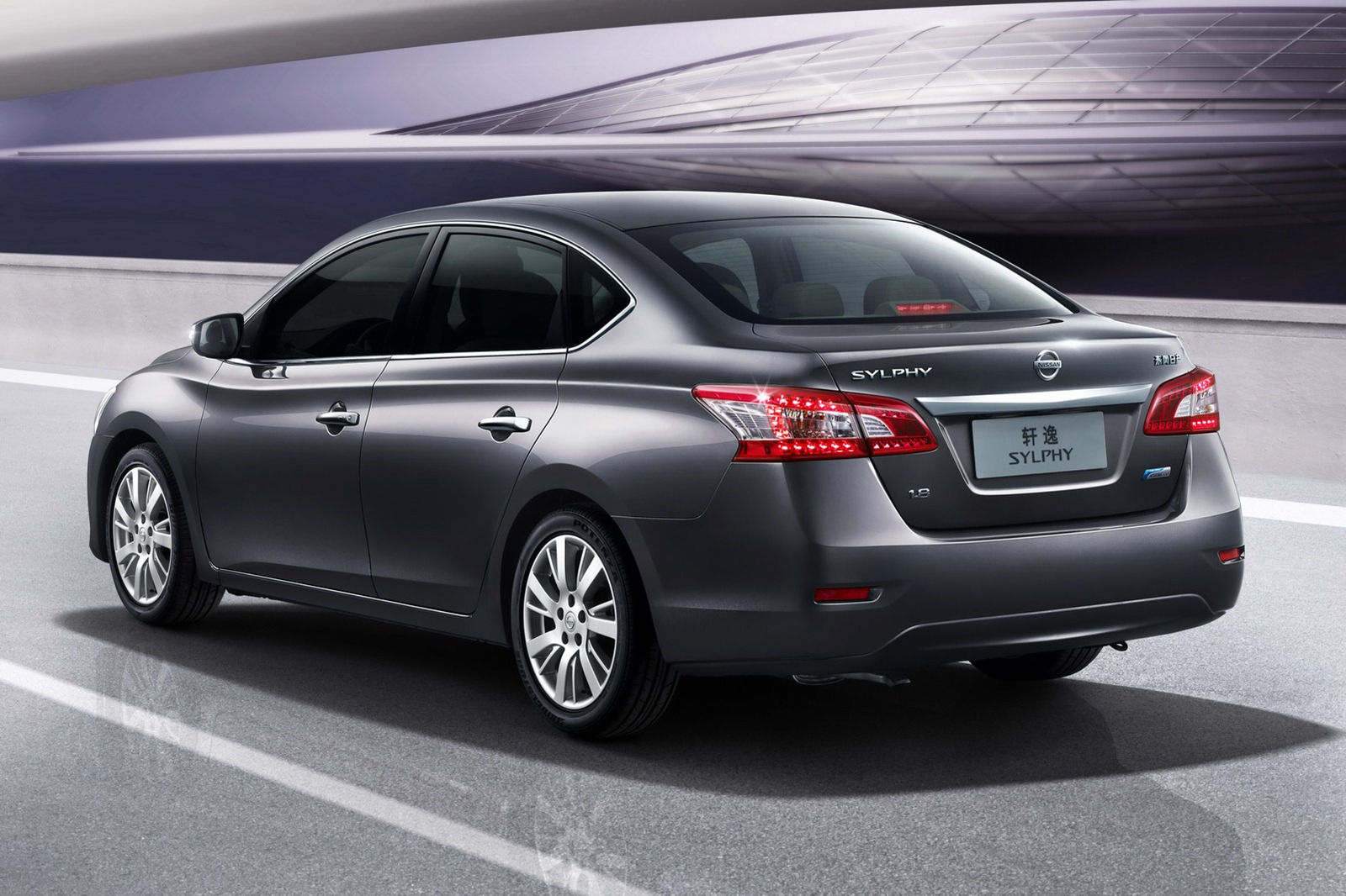 All New Nissan Sylphy Will Be The 2013 Sentra Unfinished Man