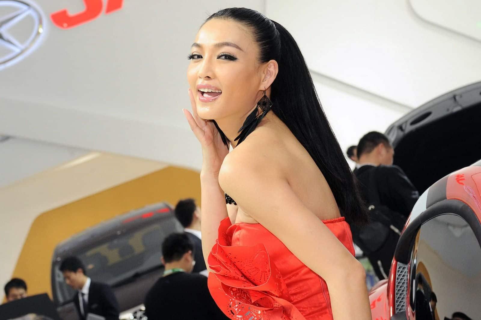 Auto-Show-China-Models