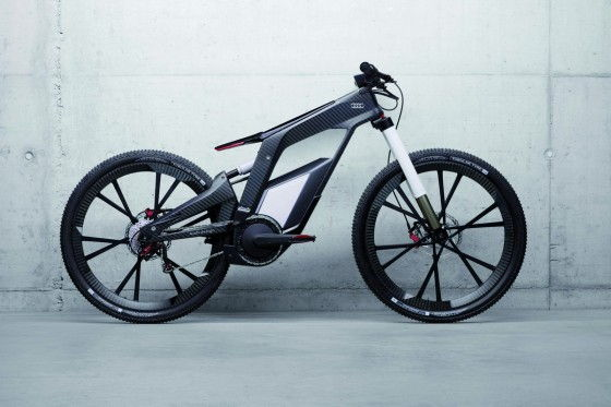Audi electric bicycle