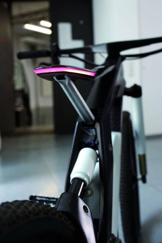 Audi electric bicycle concept