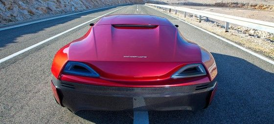 Concept One Electric Supercar By Rimac Automobili