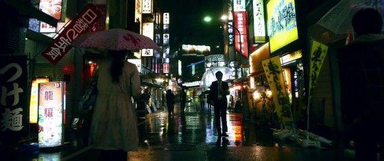 Tokyo like Blade Runner