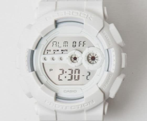 G-shock watch 2012