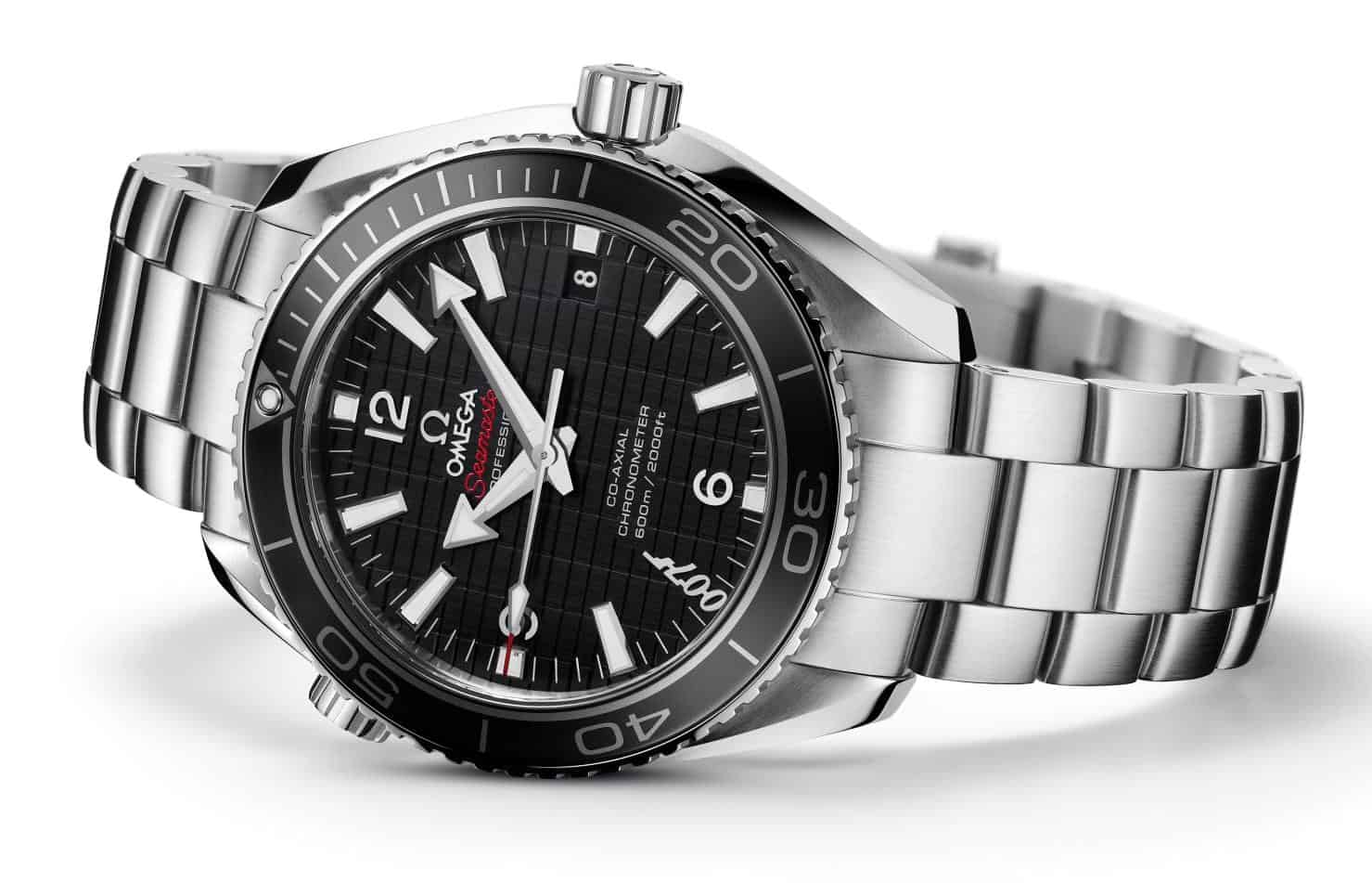 Omega Seamaster Planet Ocean 600M Skyfall Watch Thumbnail
