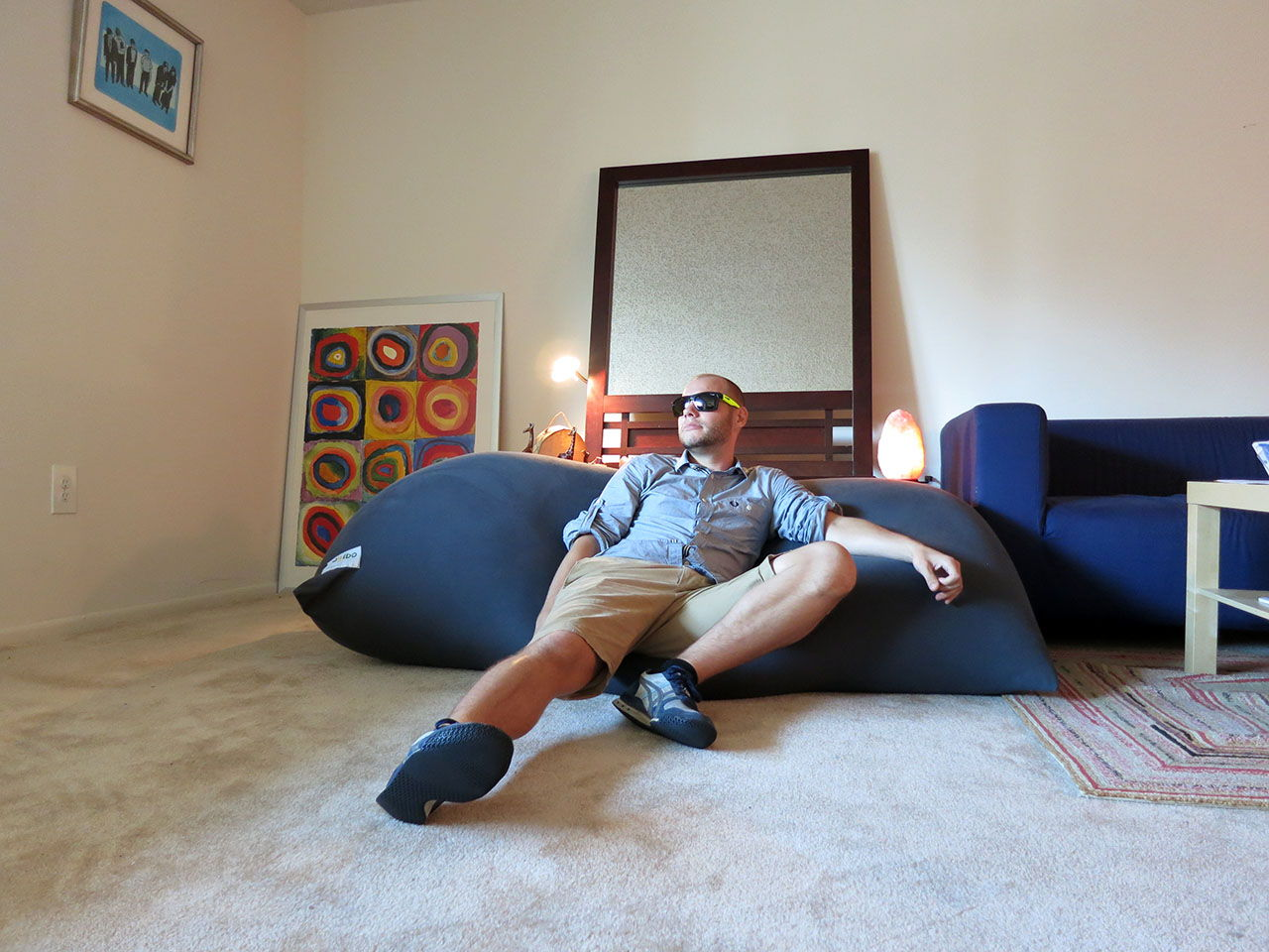 Yogibo Max Man Cave Beanbag Review Unfinished Man