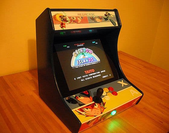 The MAME Arcade - Time Machine to Your Childhood - Unfinished Man