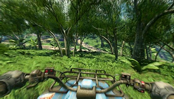 far cry 3 how to go 3rd person