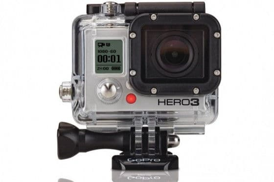 GoPro HD HERO3 Camera with Wi-Fi and App Compatibility