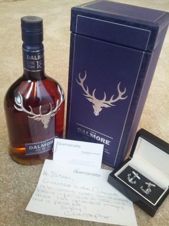 dalmore box case