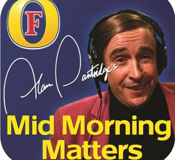 Alan Partrdige's Mid Morning Matters show