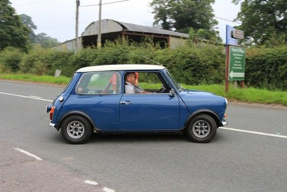 Austin-Mini-Classic-Car