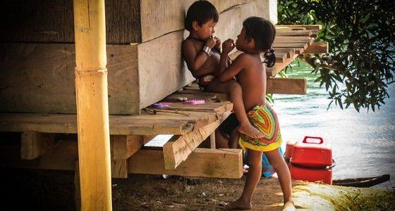 Embero-indian-children