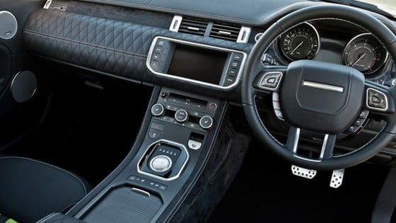 Lambo-Green-Kahn-Range-Rover-Evoque-Interior