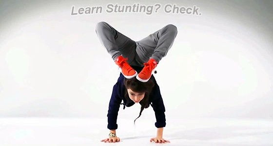stunting-with-jd-trainers