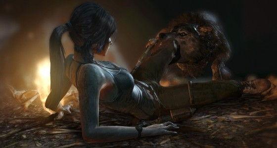 tomb-raider-lara-croft-dog-bite