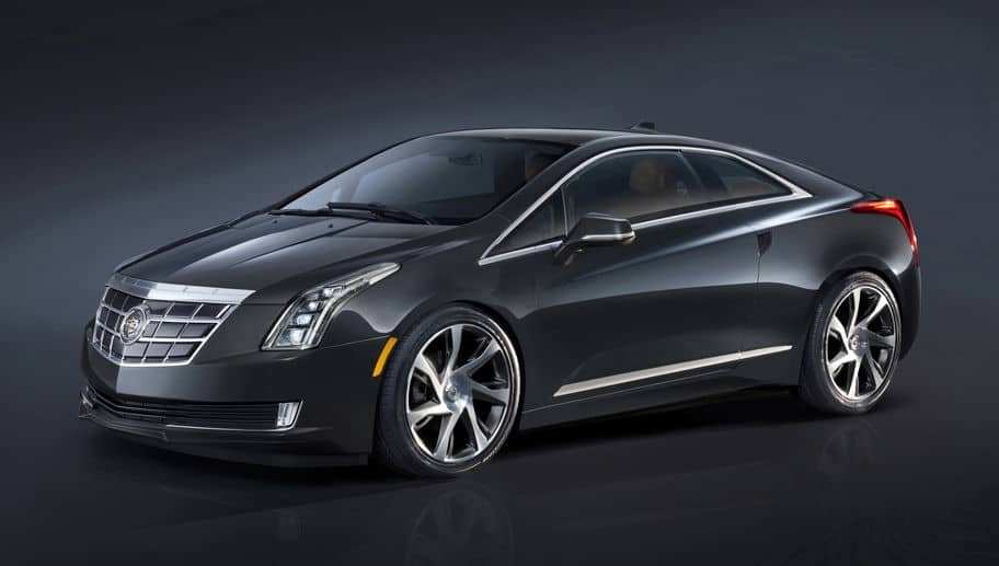 2014 Cadillac ELR Hybrid Coupe