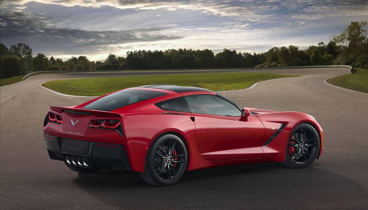 2014 Corvette Singray C7