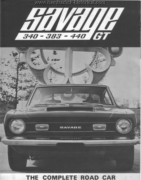 diamond don muscle car customization 68 barracuda savage gt