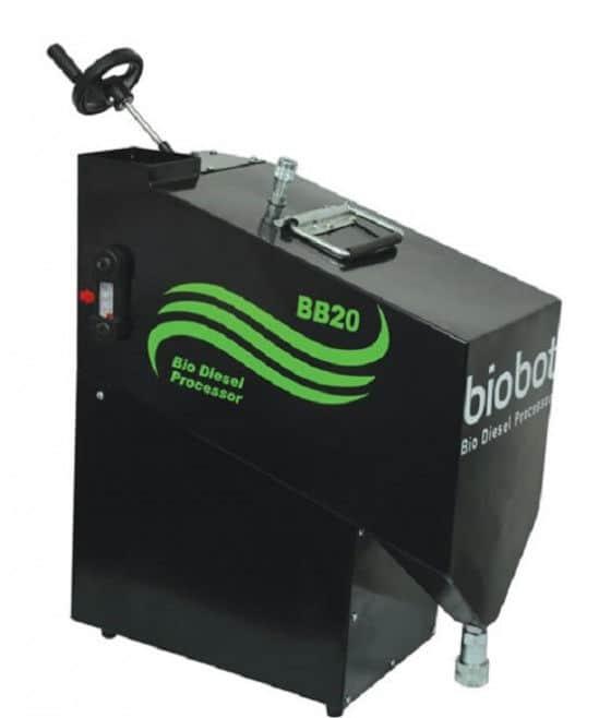 BioBot-BB20-Biodiesel-Processor