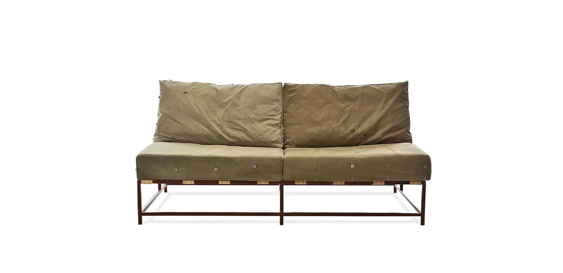 WW2 Military Furniture Made From Re purposed Surplus