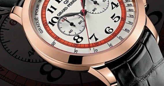 Girard-Perregaux Doctor's watch