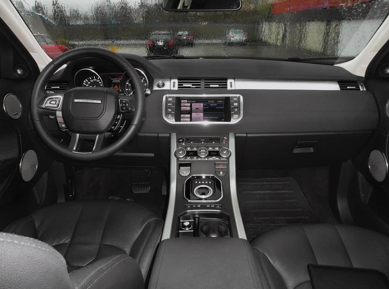 2013 Range Rover Interior Black The Image Kid Has It