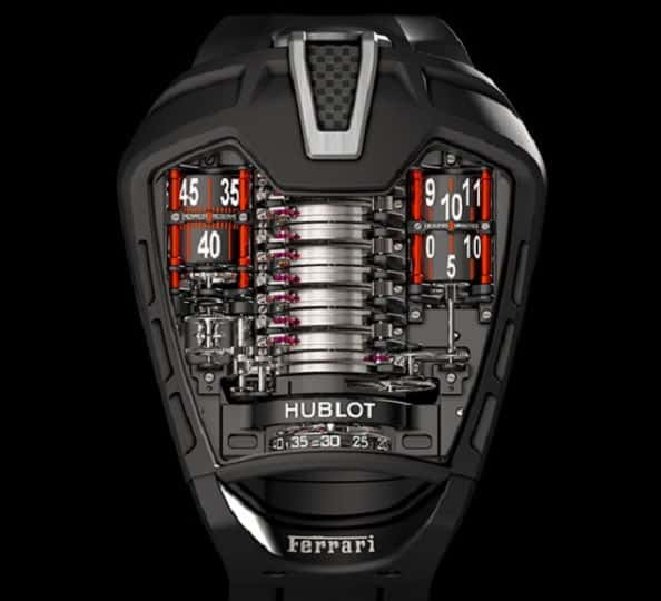 Hublot Mp 05 Laferrari Watch