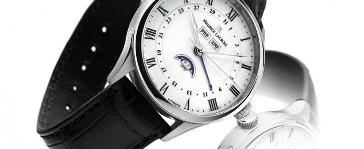 Maurice Laxroix Masterpiece Watches