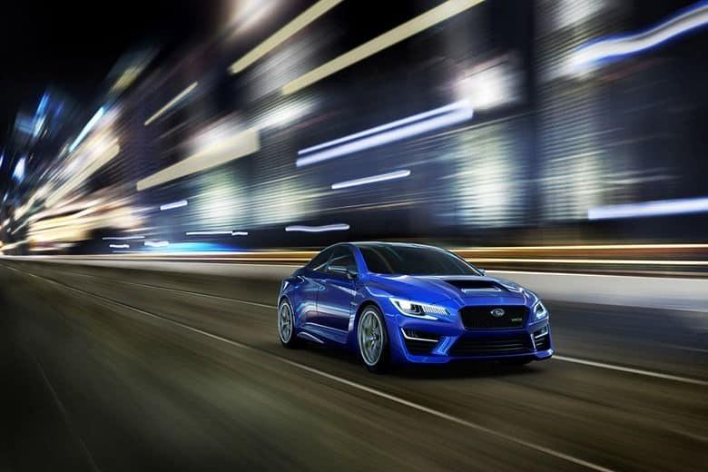 AllNew Subaru WRX Concept  Unfinished Man