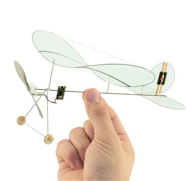 Carbon Fiber RC Plane
