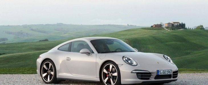 50th Anniversary Porsche 911 Carrera S