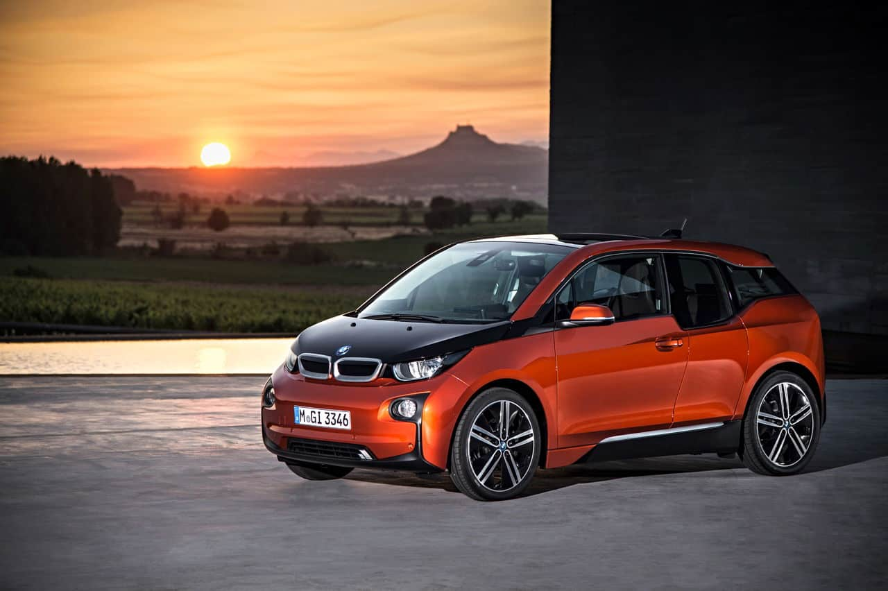 BMW i3 Electric Car  Unfinished Man