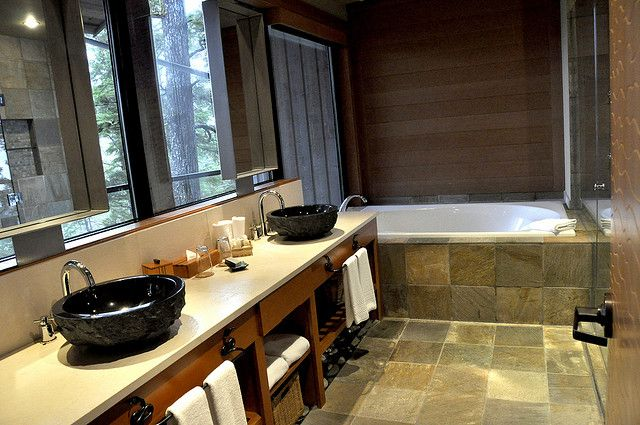 Beautiful bathroom pic. Ideas for Your Mancave Bathroom   Unfinished Man
