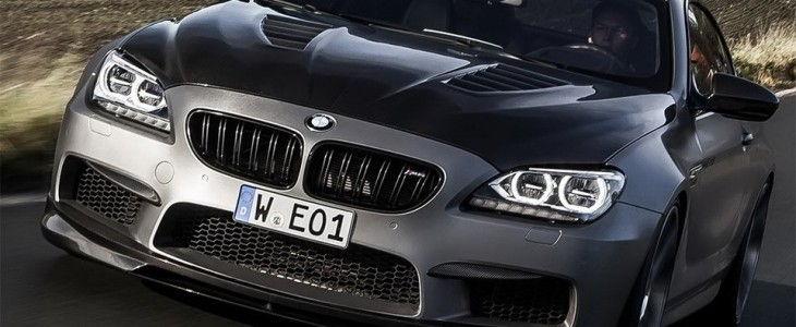 Tuned BMW M6