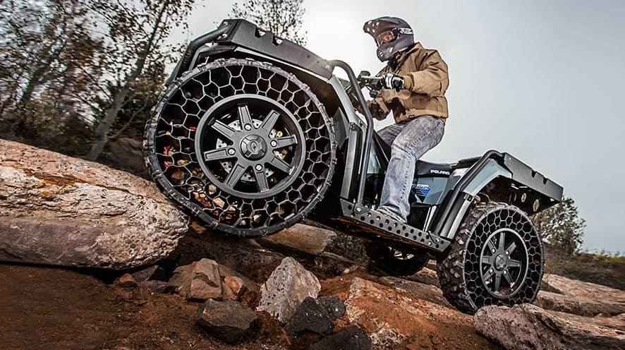 Sportman ATV TerrainArmor tires