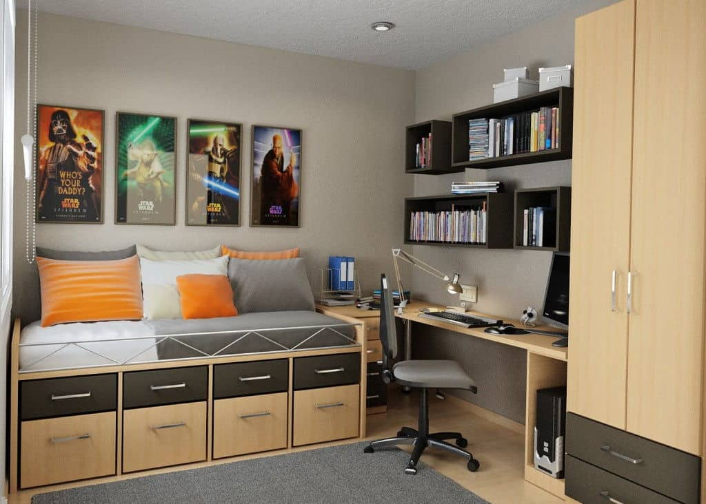 Superb Creative Storage Ideas For Small Homes Part - 6: Storage Ideas For Small Homes