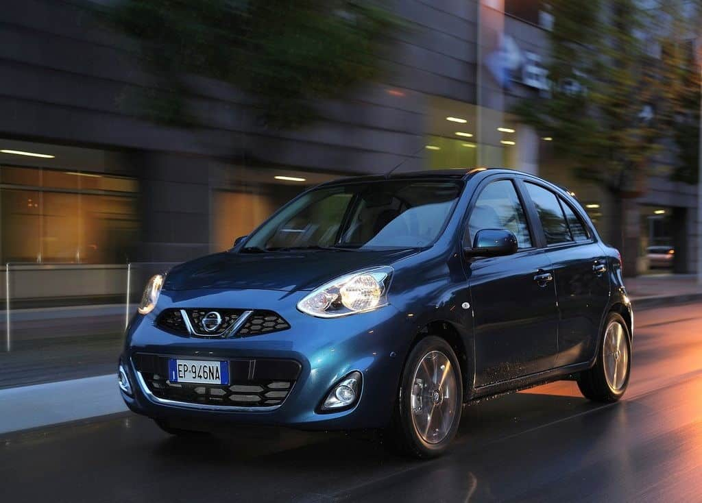 the 39 nissan micra 39 coming to canadian shores unfinished man. Black Bedroom Furniture Sets. Home Design Ideas