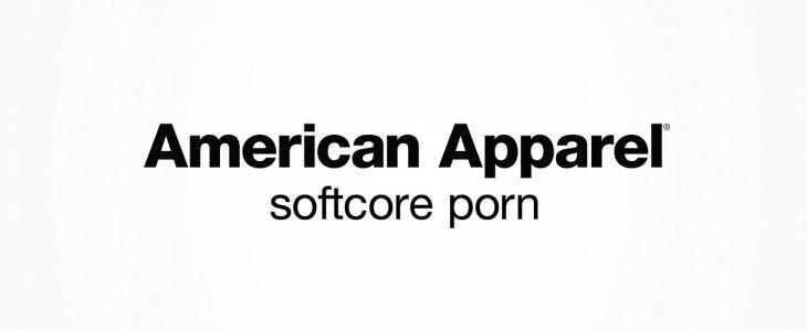 american apparel softcore