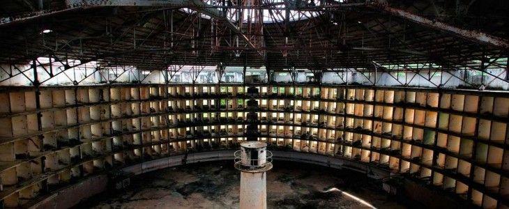 abandoned cuban prison
